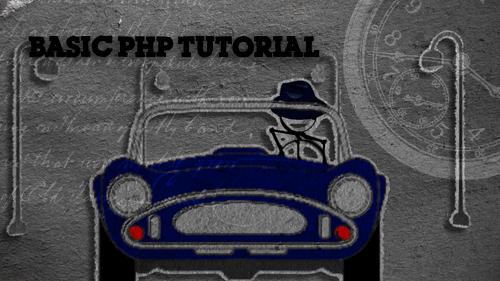 Website Basics 5 – PHP