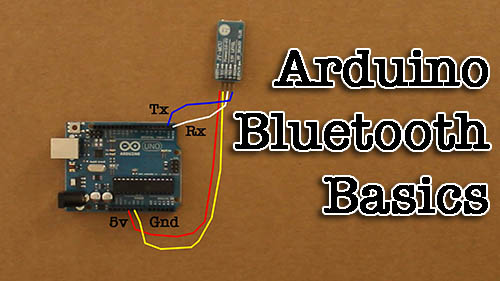 Arduino bluetooth basics tinkernut labs