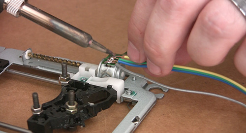old CD-ROM's into a CNC Machine | Tinkernut Labs | The Curious ... on