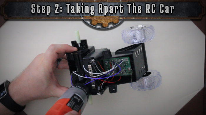 Turn An Old Rc Car Into A Ping Pong Ball Blaster